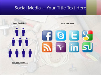 Different tools PowerPoint Template - Slide 5