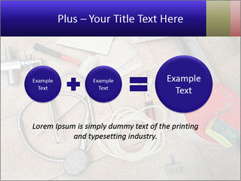 Different tools PowerPoint Template - Slide 75