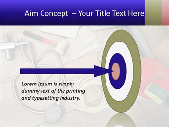 Different tools PowerPoint Template - Slide 83