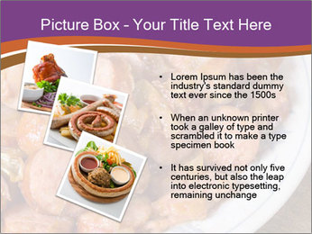 Traditional meat PowerPoint Template - Slide 17