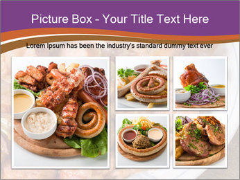 Traditional meat PowerPoint Template - Slide 19