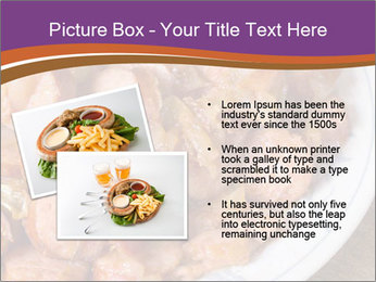 Traditional meat PowerPoint Template - Slide 20