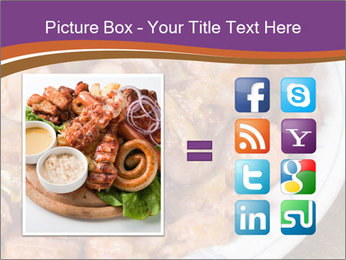 Traditional meat PowerPoint Template - Slide 21
