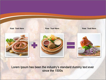 Traditional meat PowerPoint Template - Slide 22