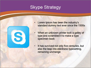 Traditional meat PowerPoint Template - Slide 8