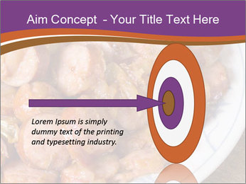 Traditional meat PowerPoint Template - Slide 83