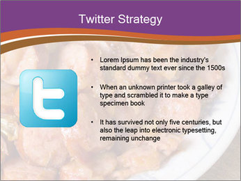 Traditional meat PowerPoint Template - Slide 9