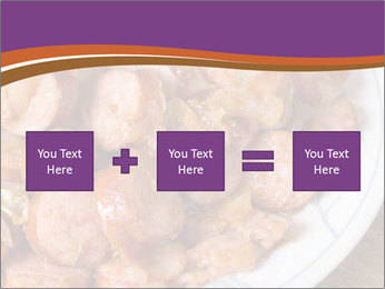 Traditional meat PowerPoint Template - Slide 95