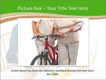 Senior couple PowerPoint Template - Slide 16