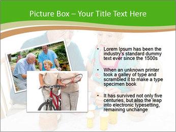 Senior couple PowerPoint Template - Slide 20