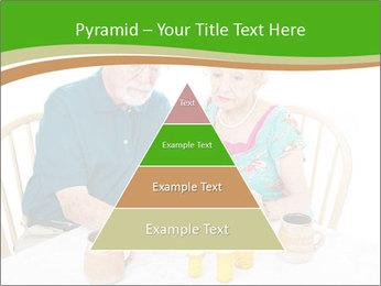 Senior couple PowerPoint Template - Slide 30