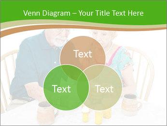 Senior couple PowerPoint Template - Slide 33