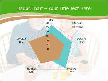 Senior couple PowerPoint Template - Slide 51