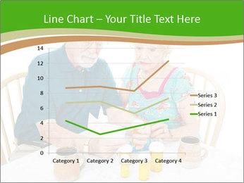 Senior couple PowerPoint Template - Slide 54