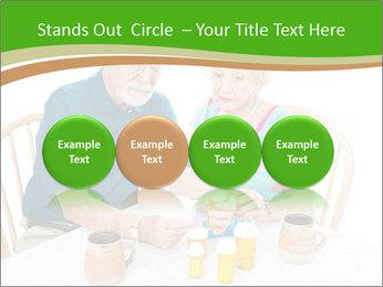 Senior couple PowerPoint Template - Slide 76