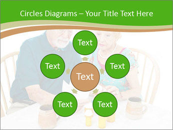 Senior couple PowerPoint Template - Slide 78