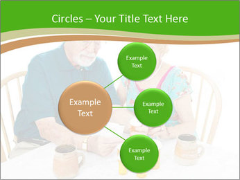 Senior couple PowerPoint Template - Slide 79