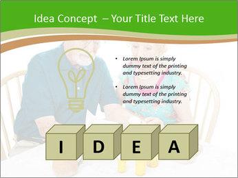 Senior couple PowerPoint Template - Slide 80