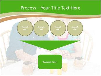 Senior couple PowerPoint Template - Slide 93