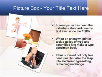 Mother changing PowerPoint Template - Slide 17
