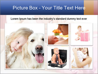 Mother changing PowerPoint Template - Slide 19