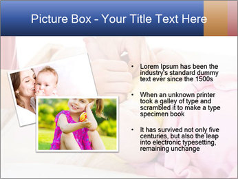 Mother changing PowerPoint Template - Slide 20