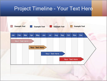 Mother changing PowerPoint Template - Slide 25