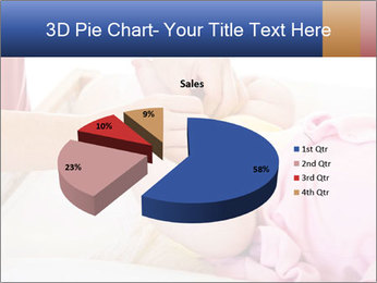 Mother changing PowerPoint Template - Slide 35
