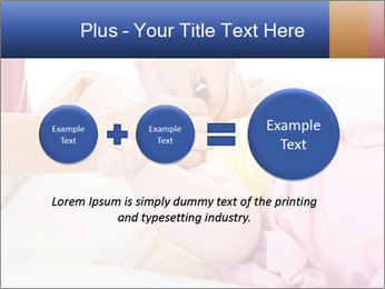 Mother changing PowerPoint Template - Slide 75