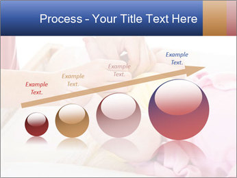 Mother changing PowerPoint Template - Slide 87