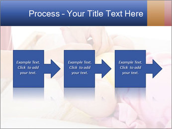 Mother changing PowerPoint Template - Slide 88