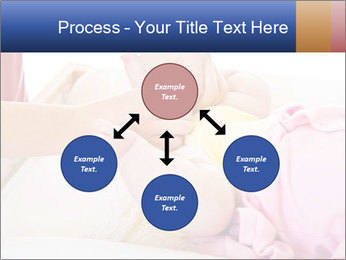Mother changing PowerPoint Template - Slide 91