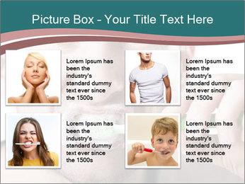 Dental hygiene PowerPoint Template - Slide 14