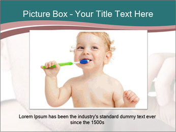 Dental hygiene PowerPoint Template - Slide 16