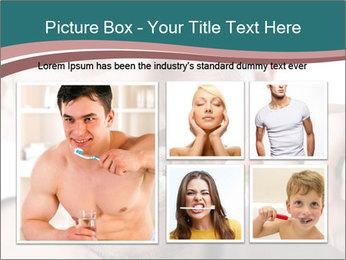 Dental hygiene PowerPoint Template - Slide 19