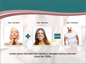 Dental hygiene PowerPoint Template - Slide 22