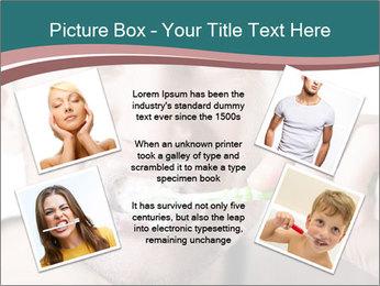 Dental hygiene PowerPoint Template - Slide 24
