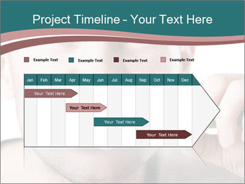 Dental hygiene PowerPoint Template - Slide 25