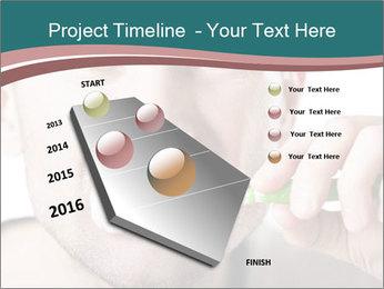 Dental hygiene PowerPoint Template - Slide 26