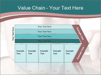 Dental hygiene PowerPoint Template - Slide 27