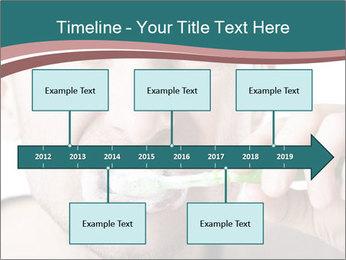 Dental hygiene PowerPoint Template - Slide 28