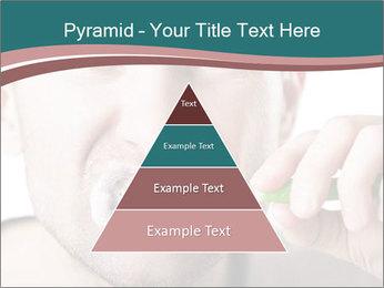 Dental hygiene PowerPoint Template - Slide 30