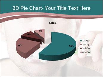 Dental hygiene PowerPoint Template - Slide 35