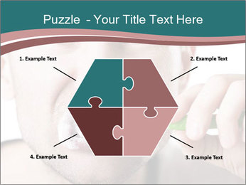 Dental hygiene PowerPoint Template - Slide 40