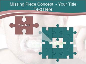 Dental hygiene PowerPoint Template - Slide 45