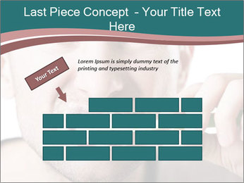 Dental hygiene PowerPoint Template - Slide 46