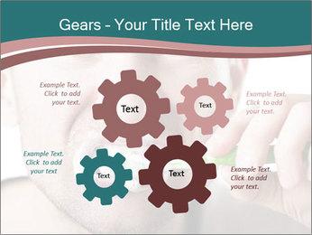 Dental hygiene PowerPoint Template - Slide 47