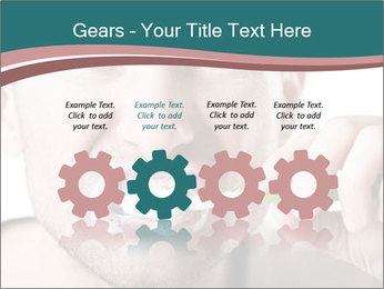 Dental hygiene PowerPoint Template - Slide 48