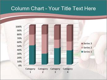 Dental hygiene PowerPoint Template - Slide 50