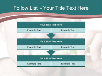 Dental hygiene PowerPoint Template - Slide 60